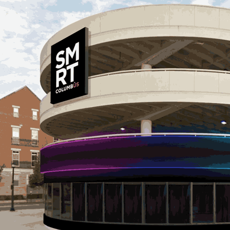 Smart Columbus Experience Center