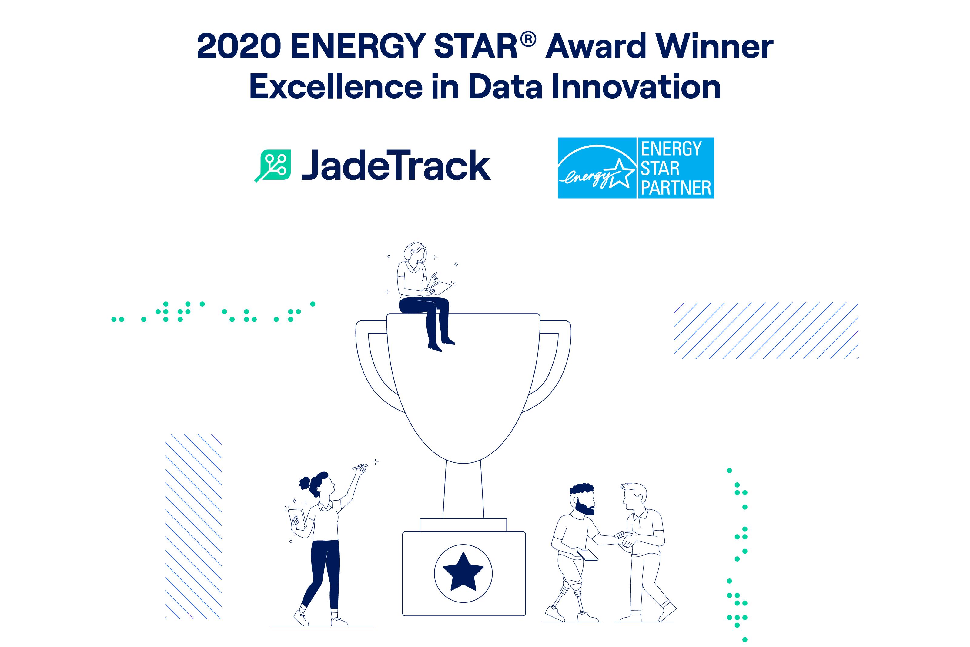 JadeTrack ENERGY STAR Award