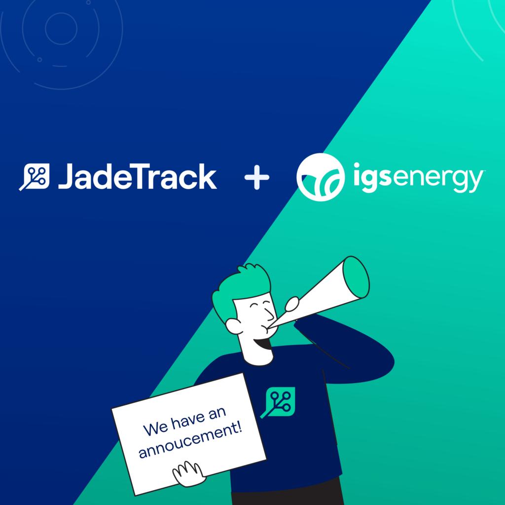 JadeTrack + IGS Energy