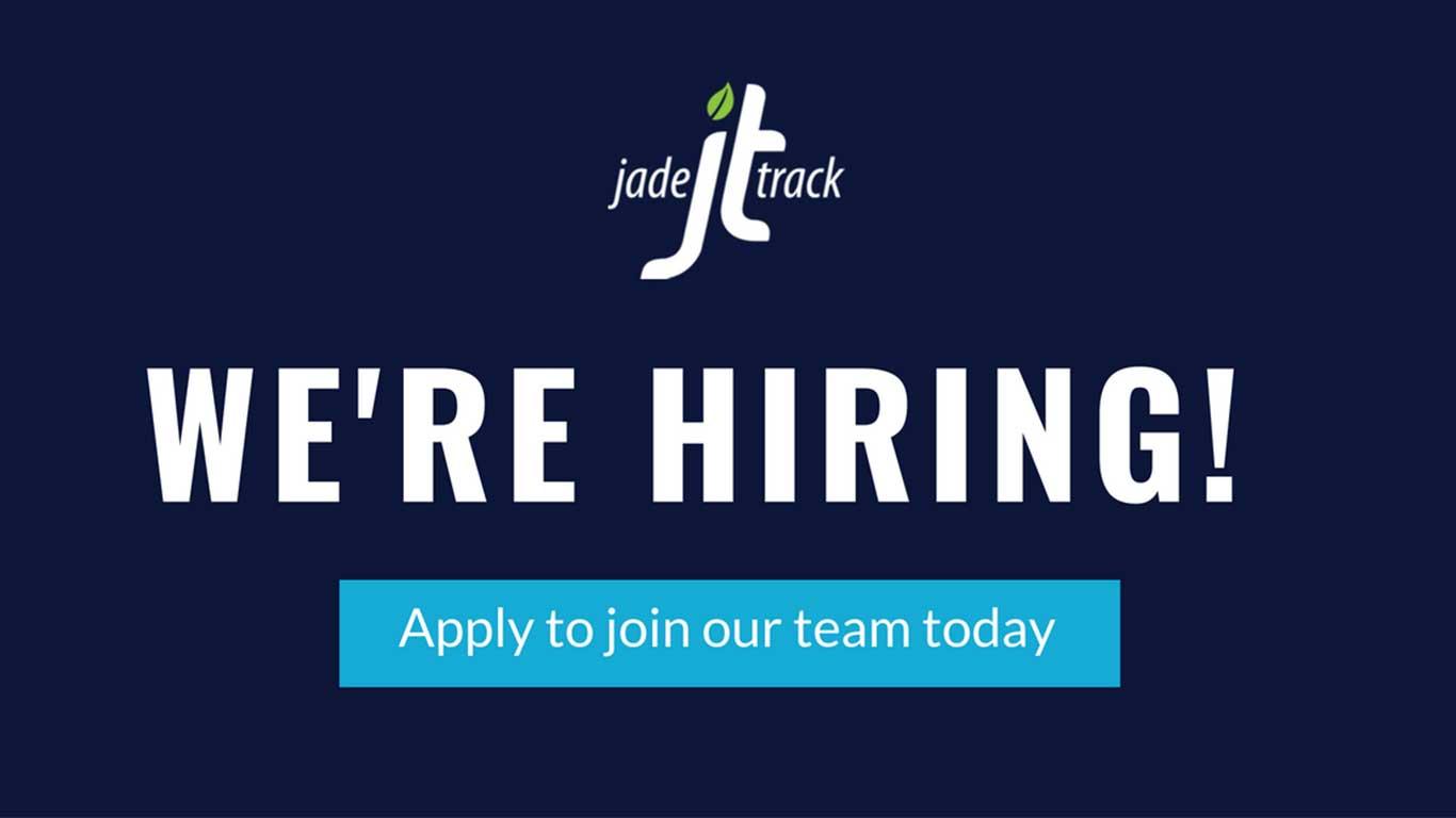 JadeTrack Sustainability Startup Hiring