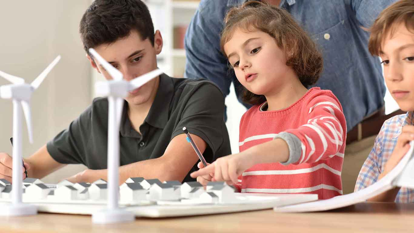 Energy Education in Schools