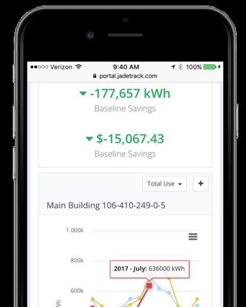 Energy Efficiency Software - Baseline Savings